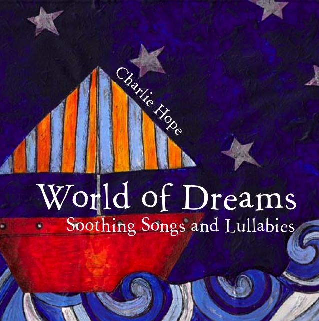 World of Dreams_lyric Booklet